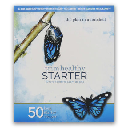 Image of Trim Healthy Starter Book SKU# 9780692194409 600x600px
