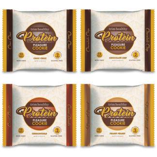 Image of Protein Pleasure Cookies 600x600 pixels