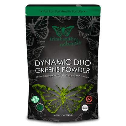 Image of Dynamic Duo Greens Powder 12oz SKU# 787790927686 600x600 pixels