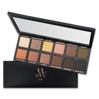 Image of Made: Liddy Eye Shadow Palette SKU# 752830602168 600x600 pixels