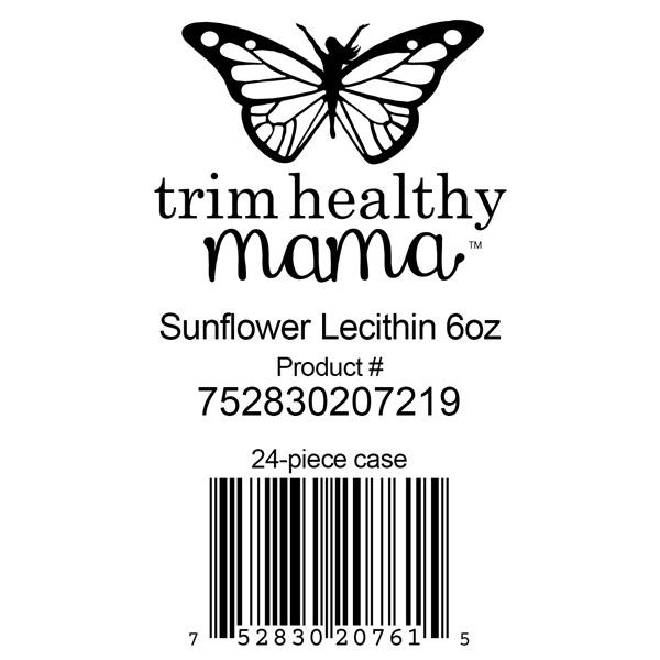 Image of Sunflower Lecithin 6oz Case Of 24 SKU# 752830207615 600x600 pixels
