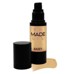 Image of MADE: Basey Liquid Foundation Honey Girl SKU# 752830604469 600x600 pixels