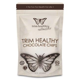 Image of Trim Healthy Chocolate Chips 16oz SKU# 752830226517 600x600 pixels