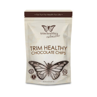 Image of Trim Healthy Chocolate Chips 8oz SKU# 752830218017 600x600 pixels