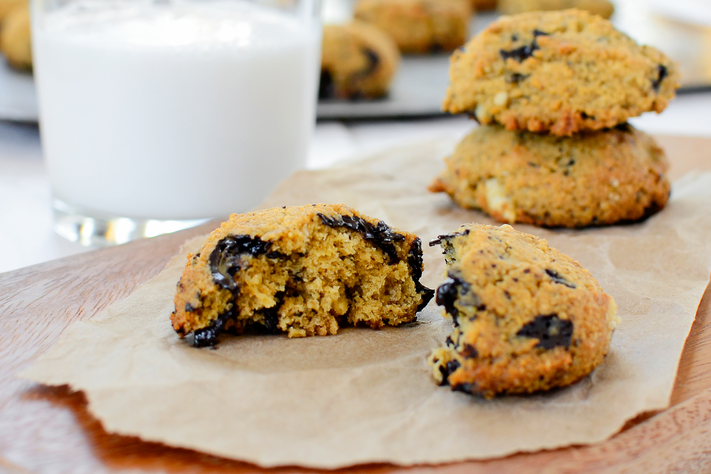 Believe It or Not Chocolate Chip Cookies (S)