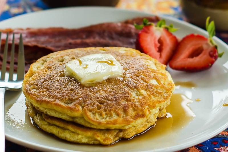 Bring On Da Buttah Pancakes – Family & Single Serve (S)
