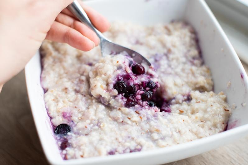 Pearl's PPP Porridge (E)
